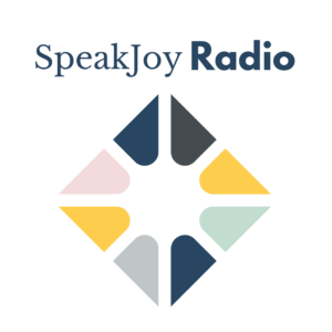 SpeakJoy Radio Podcast Cover